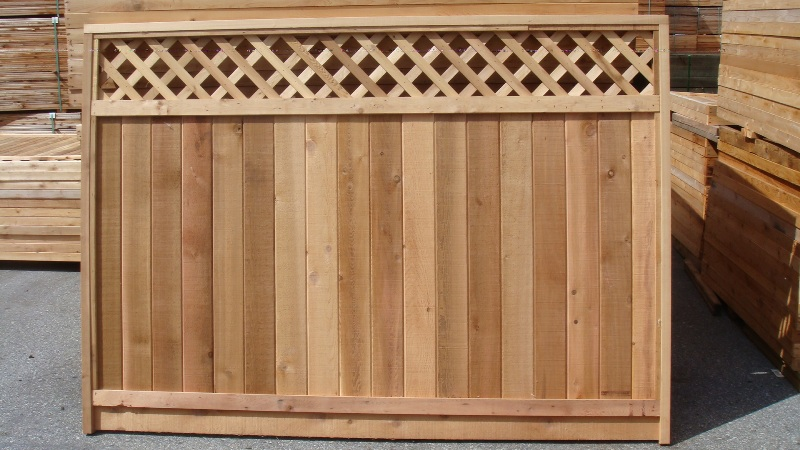 Cedar Fence Panels 6x8 Fence Panel Suppliers Fence