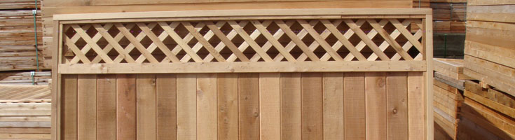 Fence Panels Vancouver - Main Image Sitemap